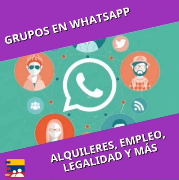 grupo-whatsapp-venezolanos Venezolanos en España